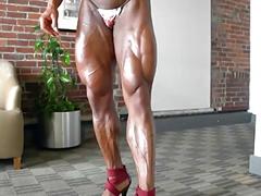 FBB Alina Popa amazing legs