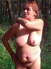 This is the most beautiful granny, wow nude images