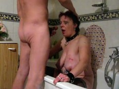 Incredible Homemade clip with Blowjob, Big Tits scenes
