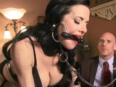 Kinky MILF loves Dick