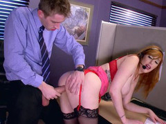 Lauren Phillips & Danny D in Stick To The Script - Brazzers