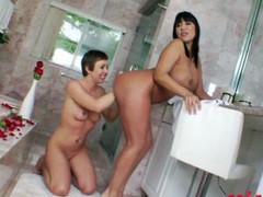 Ava Devine gets nasty!!!!