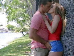 Moms Bang Teen - Mom joins stepdaughter for some fun