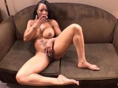 Ebony Milf Monae