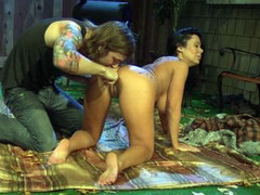 Sienna West Fucked Outside