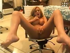 Beautiful blonde Milf I love her