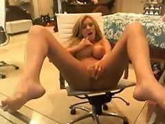 Beautiful blonde Milf I love her