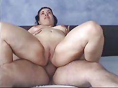 Spreading bbw milf mature chubby mom