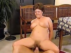 Hairy Mature Woman Likes To Be Pounded Hard