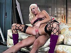 Sexy Seductive Babe Fucked