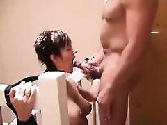 hard face fucking my tied slave Chrissy