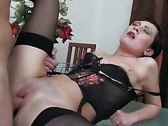 Anal sex with Mature 1