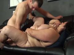 Tits getting fucked thorough HD