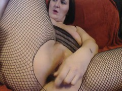 Homemade mature is toying her big Kaycee from 1fuckdatecom