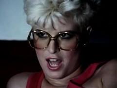 Lois Ayres, John Leslie, Nina Hartley in classic sex movie