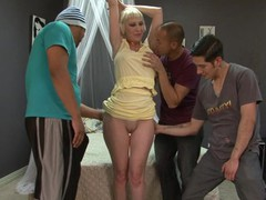 mommy gets fucked by her son's friends @ we wanna gang bang your mom #23