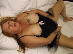 Horny Granny With Big Breasts Getting fucked