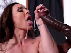 Exotic pornstar Kendra Lust in Horny Cumshots, Big Ass xxx clip